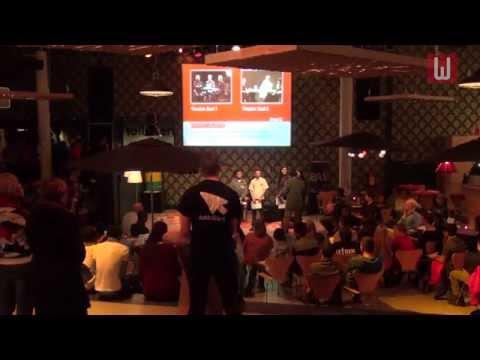 Who's Afraid of Youth, in Writers Unlimited Winternachten Festival, 17-01-2015 Den Haag