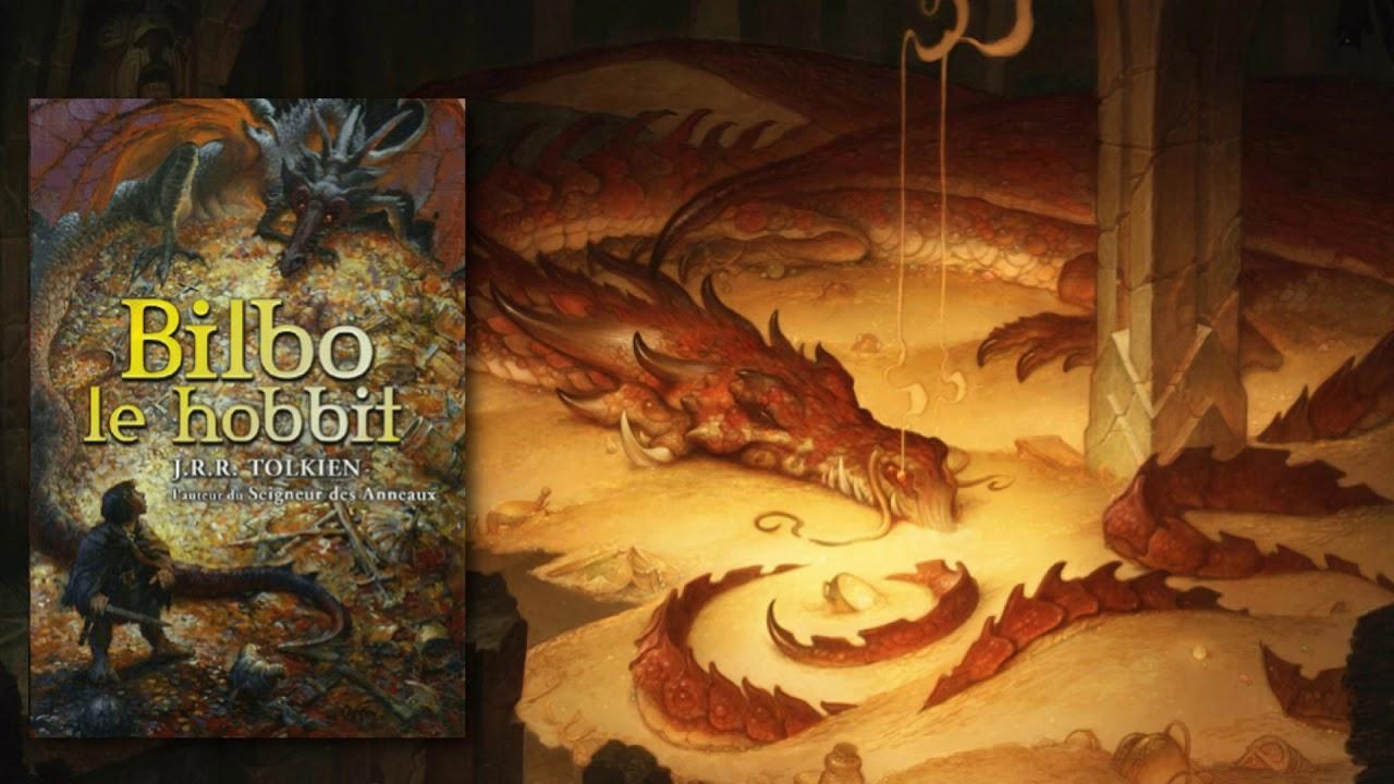 Bilbo Le Hobbit - J.R.R TOLKIEN (extrait) Lu Par Baptiste Benoit Le CONTEUR GEEK