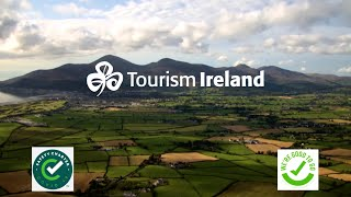 The island of Ireland is ready to welcome visitors, when the time is right