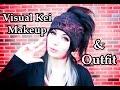 Visual Kei Makeup & Outfit