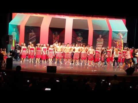 MTHS Luau 2017 (Maori Dance)