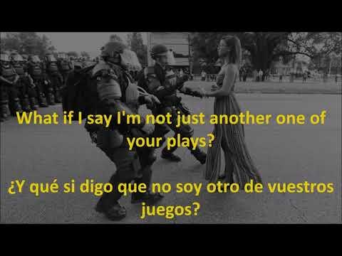 Foo Fighters  The Pretender  Subtitulos en inglés y español