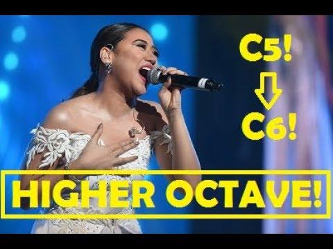 FEMALE SINGERS SINGING HIGHER OCTAVE!