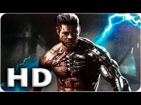DEADPOOL 2: The Vanisher Cameo (2018) Brad Pitt | Ryan Reynolds Marvel Superhero Movie HD