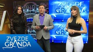 Jovana Starovlah i Dejana Eric - Splet pesama - (live) - ZG 5 krug 15/16 - 16.06.16. EM 39