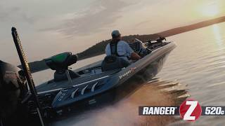 Ranger Z520C Ranger Cup Equipped On-Water Footage