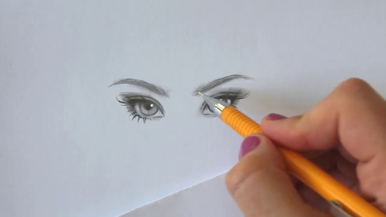 5 Drawing Eyes