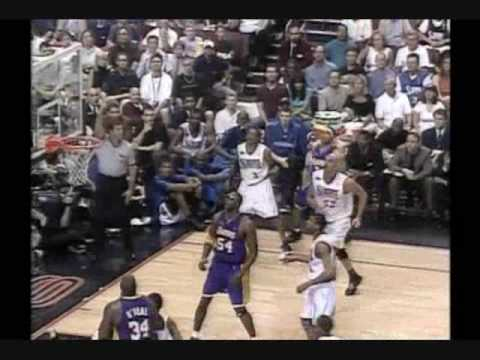 2001 NBA Finals: Lakers at Sixers, Gm 5 part 9/12