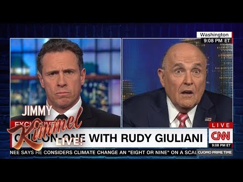 Rudy Giuliani Lies About Lying About 'No Collusion'