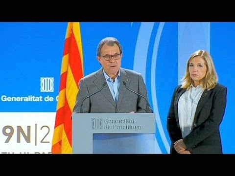 Catalan president Artur Mas to be formally investigated over independence referendum