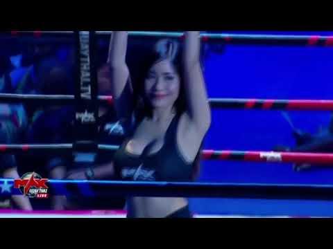 MAX MUAY THAÏ FIGHTER - YANNIS (ALGERIA) VS PETCHSRISIL (THAÏLAND) - (15-04-2019)