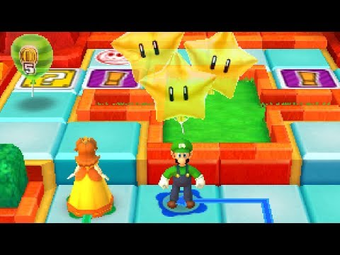 Minigame Match (50 Turns) - Mario Party: The Top 100