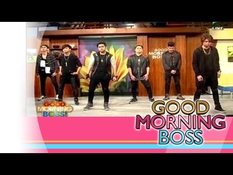 [Good Morning Boss] Performing Live: ELEV8 [02|09|16]