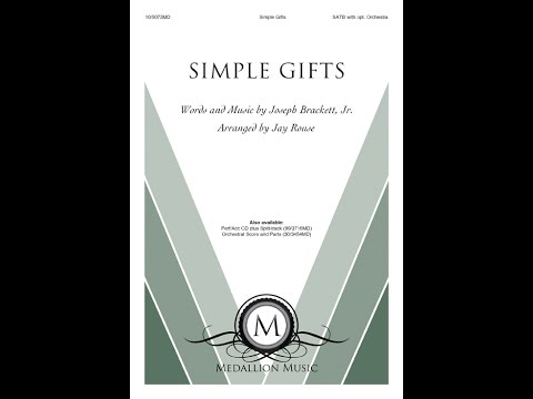 Simple Gifts - Jay Rouse