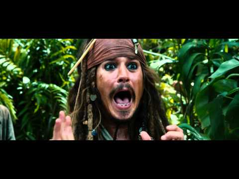 PIRATES OF THE CARIBBEAN 4 - Offizieller Trailer #1