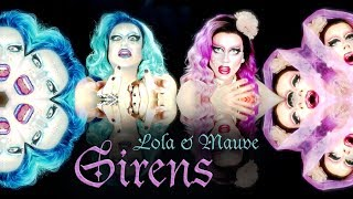 Sirens (drag queen music video)