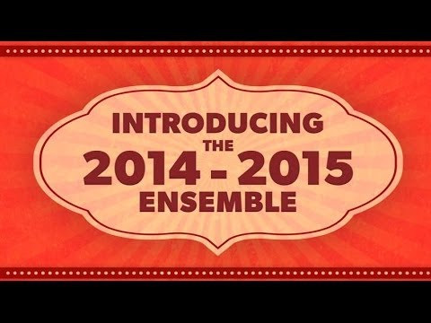 Introducing the 2014-15 Ensemble