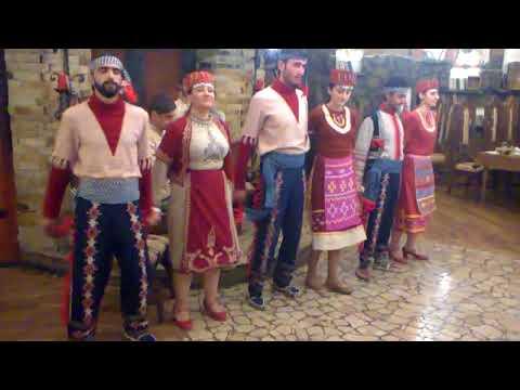 ПЕСНИ АРМЕНИИ Ресторан Старый Ереван
