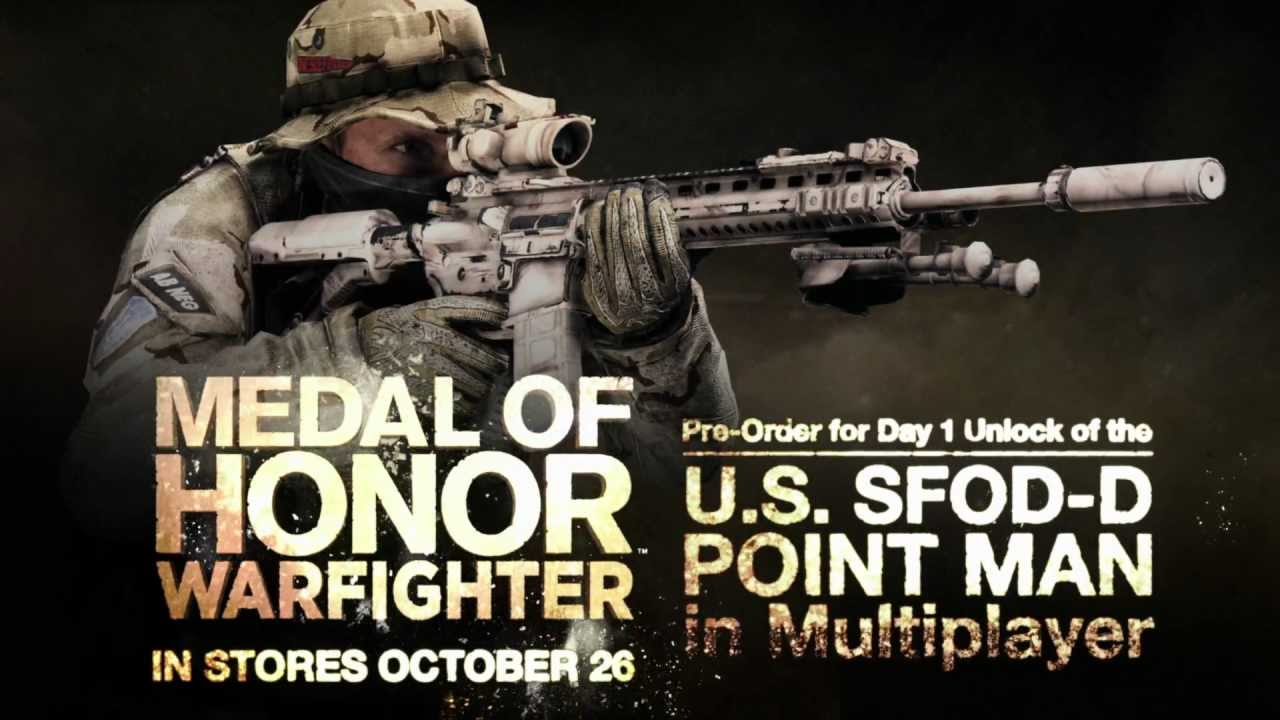 medal of honor warfighter sfod-d