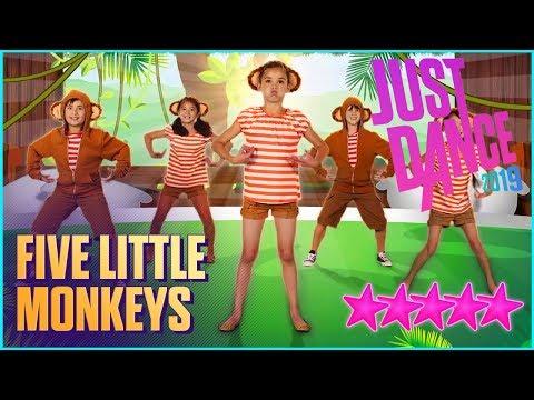 Just Dance 2019 (Unlimited): Five Little Monkeys - 5 Stars