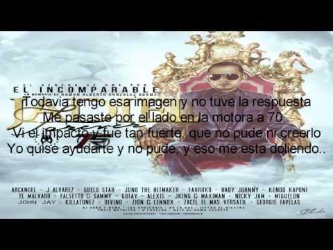 Jadiel Forever (Letra) Kendo Kaponi Ft. Farruko, J Alvarez, Arcangel & Mas