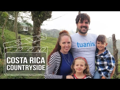 COSTA RICA COUNTRYSIDE | Weekend Vlog, February 19-20