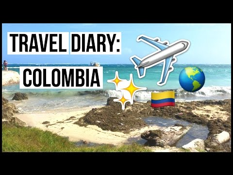 Travel Diary: Colombia!