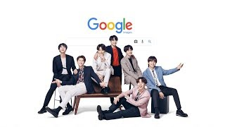 how to google bts