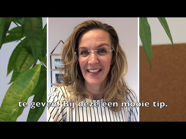 Tip 2 Online houd het kort