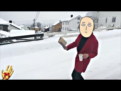 Аниме приколы #1 - Ванпанчмен