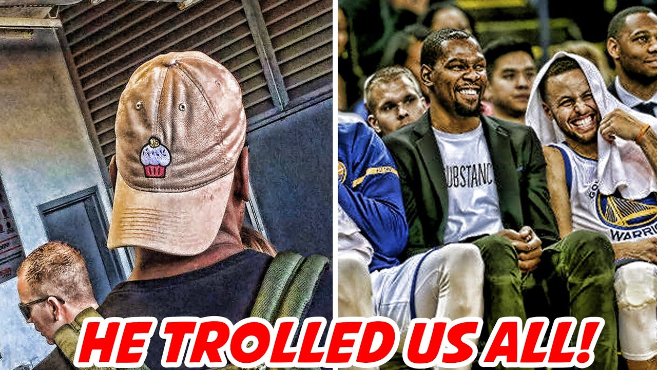 kevin-durant-trolls-us-all-with-his-hat-warriors-rookie-has-message-for-lebron-james-nba-news