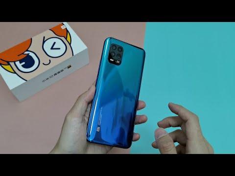 Xiaomi Mi 10 Lite Unboxing & Review