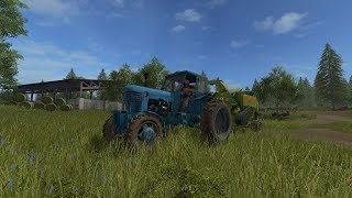 Farming Simulator17.Карта
