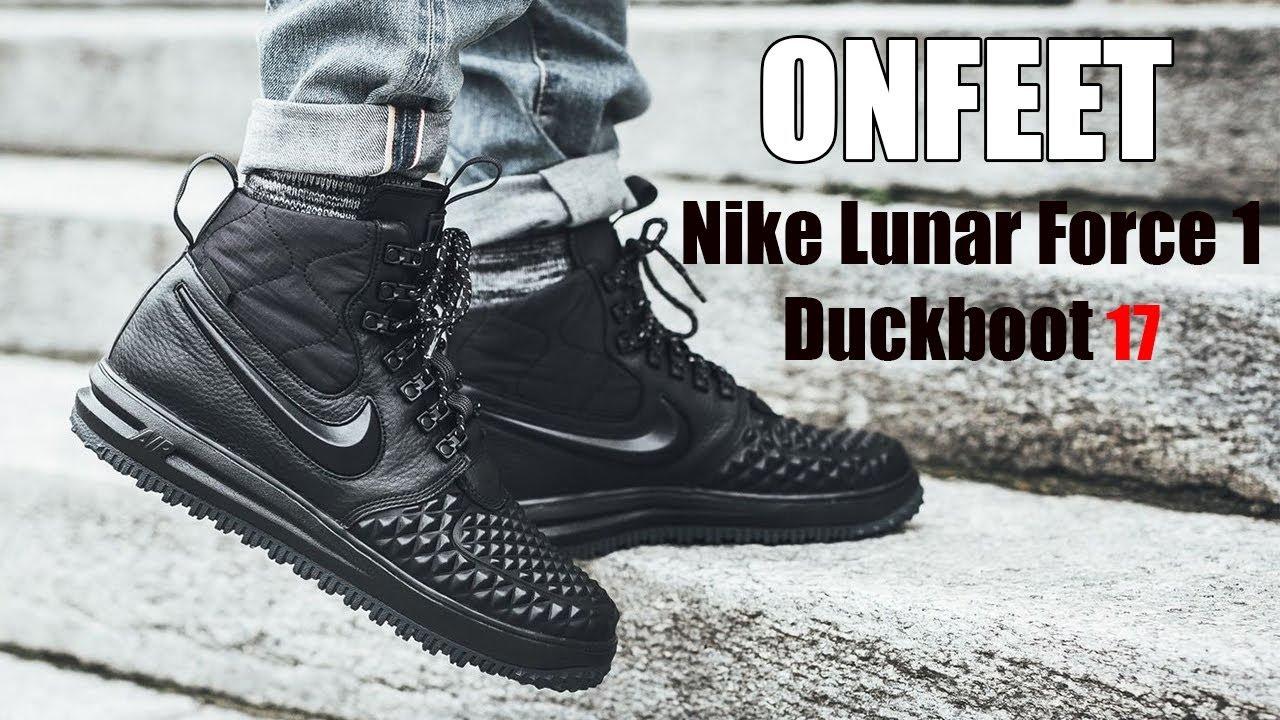 dca9f90102e7 Nike Lunar Force 1 Duckboot 17