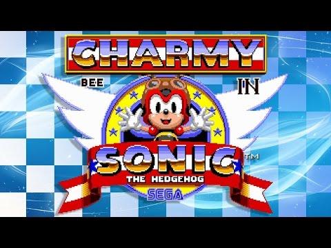 Charmy Bee in Sonic the Hedgehog - Walkthrough