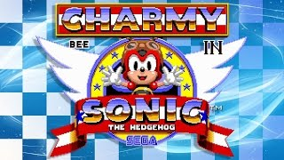 Charmy Bee in Sonic the Hedgehog - Walkthrough