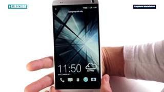 HTC ONE MAX EYE OPENER  - PHABLET REVIEW