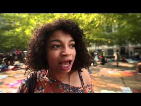 Occupy Wall Street Revolution