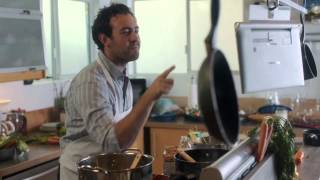 Lenovo #ihackedlife - Hands Free Recipe