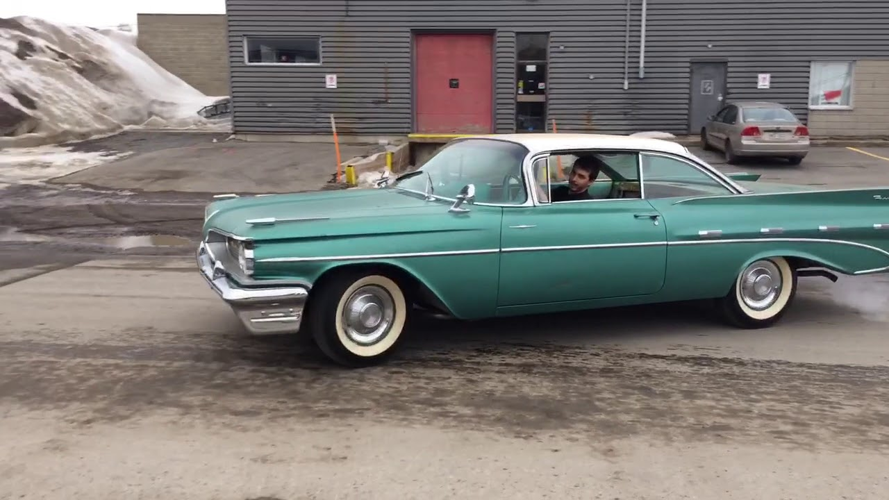 1959 Pontiac Parisienne First Ride In 10 Years