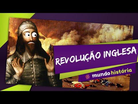 Revolução Inglesa - História - ENEM