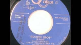 "Curley Coldiron - ""Rockin"