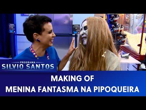 Making Of: Menina Fantasma Na Pipoqueira | Câmeras Escondidas (17/12/19)