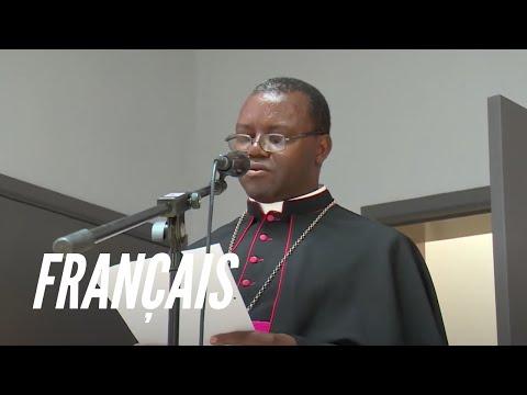 21.10.2017. Journée Kibeho, Oostakker - Evêque de Gikongoro, Mgr Celestin Hakizimana