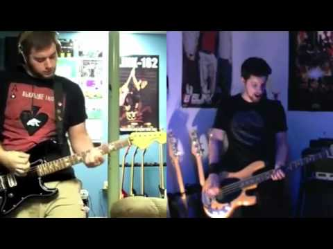 Blink 182 - They Came to Conquer Uranus (Full Cover with KurtsCovers)