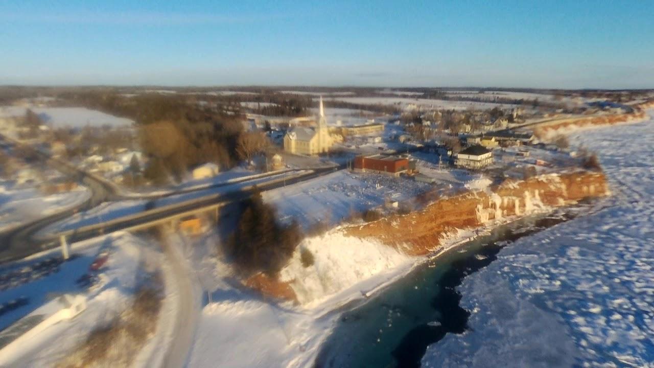 Canada – Un voyage de Québec vers la Gaspésie a travers les paroisses au 19 eme siècle Maxresdefault
