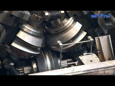 Видео Стан холодной прокатки листового металлопроката