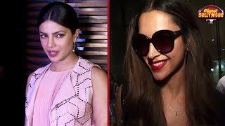 Deepika Gives Priyanka Chopra's Party A Miss   Bollywood News