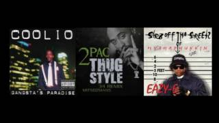 Gangsters Paradise Coolio ft. Tupac & Eazy E mp3