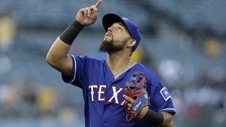 Rougned Odor Ultimate 2016 Highlights